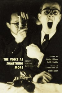 The Voice as Something More