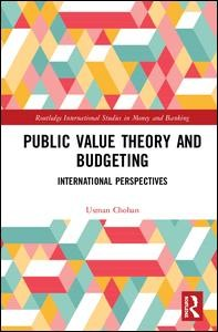 Public Value Theory and Budgeting