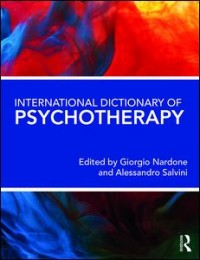 International Dictionary of Psychotherapy