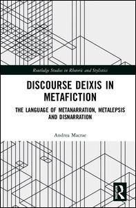 Discourse Deixis in Metafiction