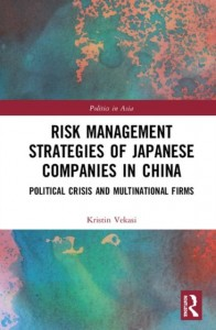 Risk Management Strategies of Japanese Companies in China