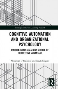 Cognitive Automation and Organizational Psychology