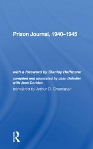 Prison Journal, 19401945