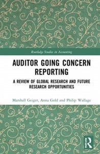 Auditor Going Concern Reporting