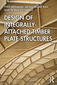 Design of Integrally-Attached Timber Plate Structures