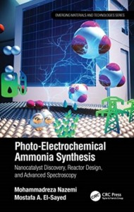 Photo-Electrochemical Ammonia Synthesis