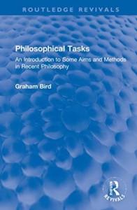 Philosophical Tasks