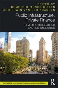 Public Infrastructure, Private Finance