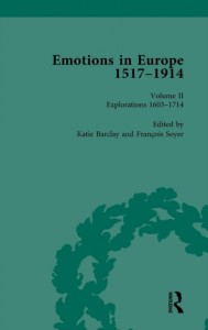 Emotions in Europe, 1517-1914