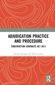 Adjudication Practice and Procedure – Ireland