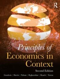 Principles of Economics in Context