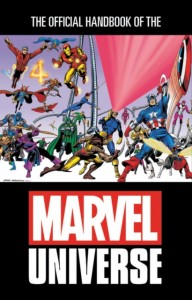Official Handbook of the Marvel Universe Omnibus