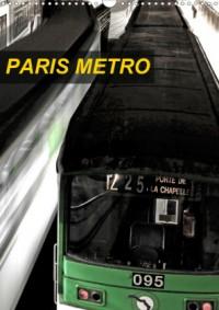 PARIS METRO (Calendrier mural