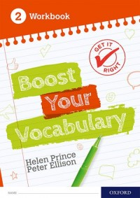 Get It Right: Boost Your Vocabulary Workbook 2 (Pack of 15)