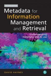 Metadata for Information Management and Retrieval