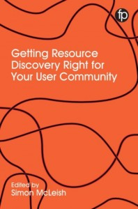 Getting Resource Discovery Right for Your User Community