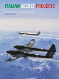 Regia Aeronautica's Advanced Aircraft, 1934-1943: Italian Secret Projects