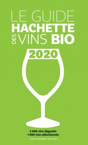 Guide Hachette des vins bio 2020
