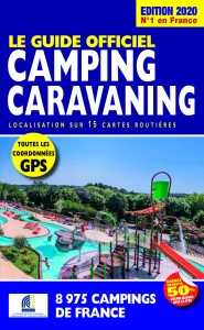 Camping caravaning 2020 France