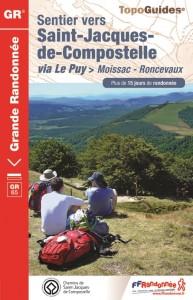 Sentier Saint-Jacques-de-Compostelle - Moissac-Roncevaux GR65