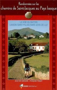 Randonnées sur les chemins de St-Jacques au Pays Basque