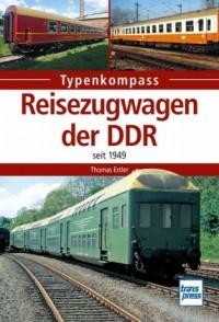 Reisezugwagen der DDR