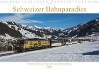 Schweizer Bahnparadies 2021