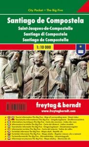 F&B Santiago de Compostela city pocket
