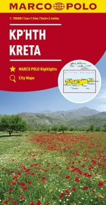 MARCO POLO Karte Kreta 1:150 000