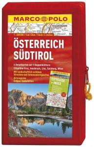 MARCO POLO Kartenset Österreich, Südtirol 1:200 000