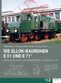 Die Ellok-Baureihen E 01 und E 71-1