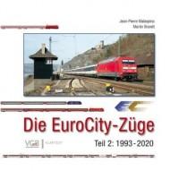 Die EuroCity-Züge  Bnd 2