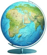 Duorama Globe - Voet en meridiaan zijn van edelstaal