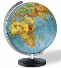 Duplex Globe - ABS-Kunststof, matzwarte voet