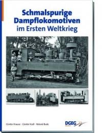 Schmalspurige Dampflokomotiven im Ersten Weltkrieg
