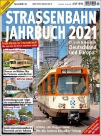 Strassenbahn Jahrbuch 2021