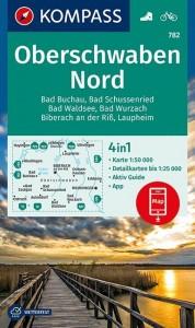 Oberschwaben Nord 1:50 000