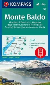 Monte Baldo  1:25 000
