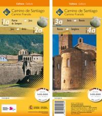 Camino Santiago: Puerte Somport-Sangüesa