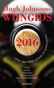 Hugh Johnsons wijngids  2016 door Hugh Johnson