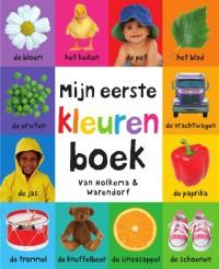 Mijn eerste kleuren boek