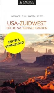 USA -Zuidwest en de Nationale parken