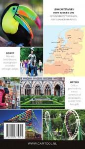 Capitool reisgidsen: Capitool Leuke uitstapjes in Nederland en Vlaanderen