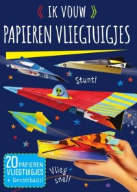(Ik vouw) Papieren vliegtuigjes