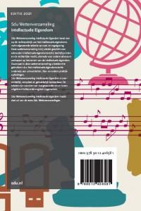 Sdu Wettenverzameling Intellectuele Eigendom. Editie 2021