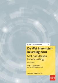 De Wet Inkomstenbelasting 2001, Editie 2021
