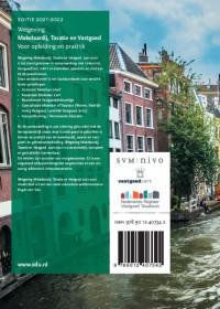 Wetgeving Makelaardij, Taxatie en Vastgoed. Studiejaar 2021-2022