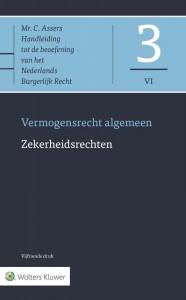 Asser-serie 3-VI : Zekerheidsrechten