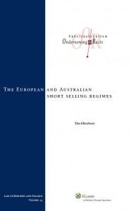 The European and Australian short selling regimes
