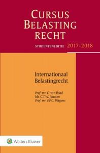 Studenteneditie Cursus Belastingrecht Internationaal Belastingrecht 2017-2018